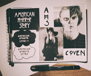 coven, freak show, and american horror story image