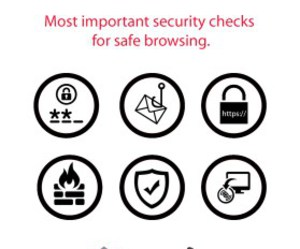 antivirus, computer security, and security solutions image