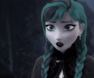 frozen and punk image