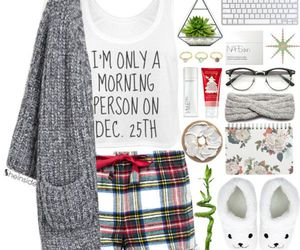 fashion, look, and morning image