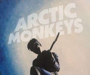 alex turner, arctic monkeys, and guitar image