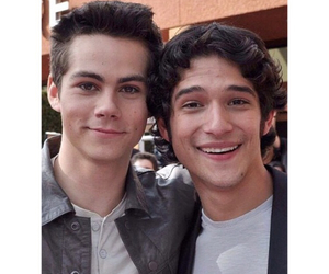 best friends, bros, and tyler posey image