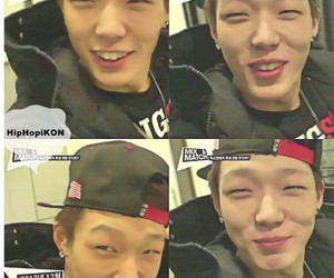bobby, Ikon, and cute image