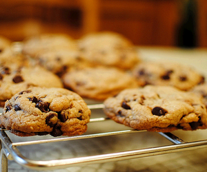 Cookies, food, and homemade image