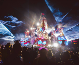 festival, rave, and edm image