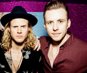 danny jones, dougie poynter, and McFly image