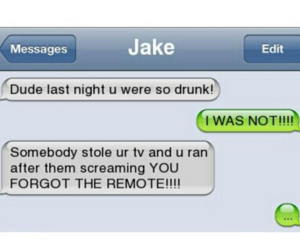 funny and sms image