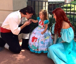 disney, ariel, and disney world image