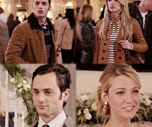 beginning, gg, and dan humphrey image