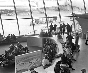 1960s, 1969, and airport image