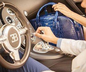 bugatti, couples, and cars image