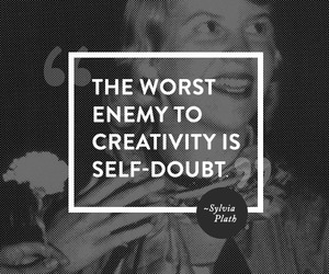 creativity, quote, and enemy image