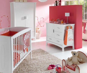 baby room, decor, and decoration image