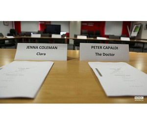 bbc, cast, and doctor who image