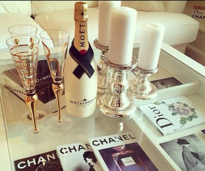 chanel, dior, and luxury image