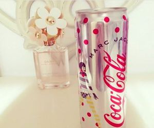 coca cola, marc jacobs, and girly image