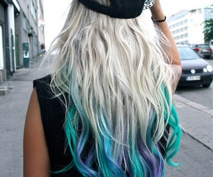 400 images about blonde and blue hair on we heart it see more blonde urmus Choice Image