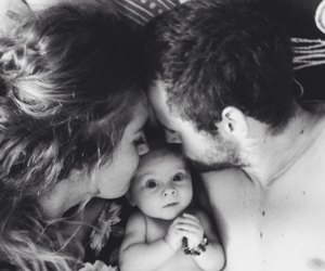 baby, family, and lovely image
