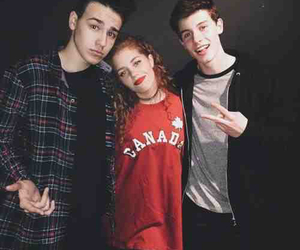 shawn mendes, mahogany lox, and jacob whitesides image