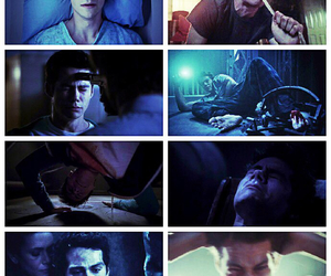 teen wolf, dylan o brien, and stiles stilinski image