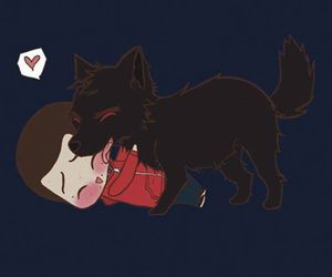 cutest, draw, and teen wolf image