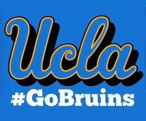 ucla, ucla bruins, and joe bruin image
