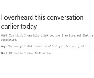 conversation, funny, and girl image