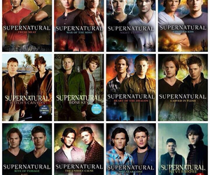 supernatural, family business, and dean&sam image