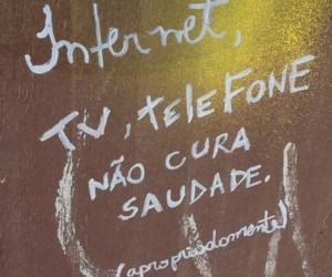 internet, muro, and rua image