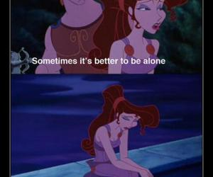 disney, megara, and hercules image