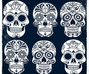 skull and wallpaper image
