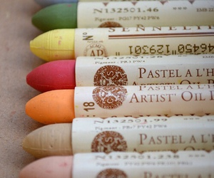 pastel, art, and colors image