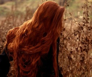 redhead, ginger, and red hair image