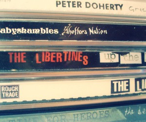 90s, the libertines, and film image