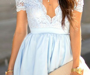 gorgeous dress image