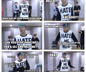 bts, rap monster, and rapmon image