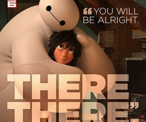 Right, friends, and big hero 6 image