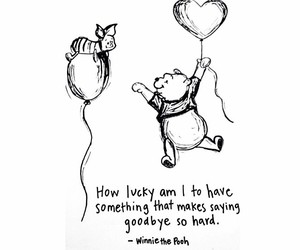 friendship, quote, and winnie the pooh image