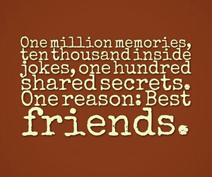 friends and best friends image