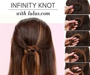 hair, how to, and tutorial image