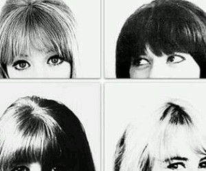 pattie boyd, jane asher, and cynthia lennon image
