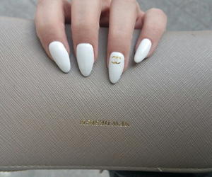 chanel, cool, and nails image