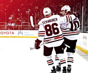 hockey, sports, and love image