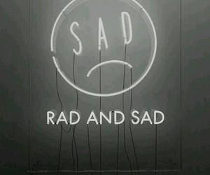 sad, rad, and grunge image