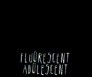 fluorescent adolescent image