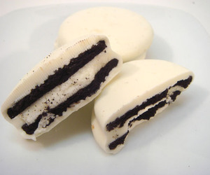 chocolate, oreo, and sweet image