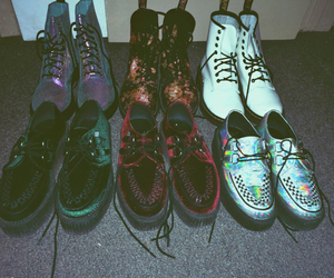 creepers, doc martens, and docs image