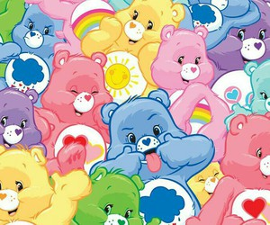 wallpaper and care bears image