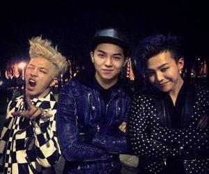 g-dragon, taeyang, and kpop image