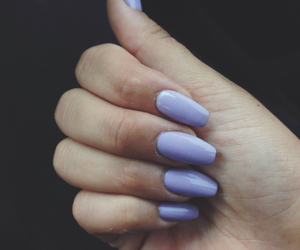 colour, nails, and pastel image
